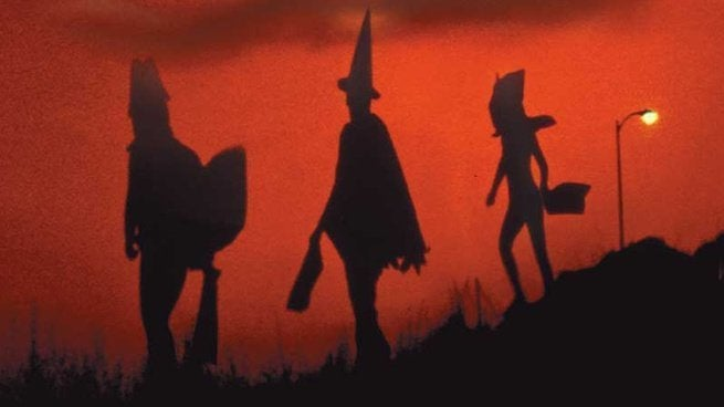 Halloween Film Franchise Order - Season of the Witch