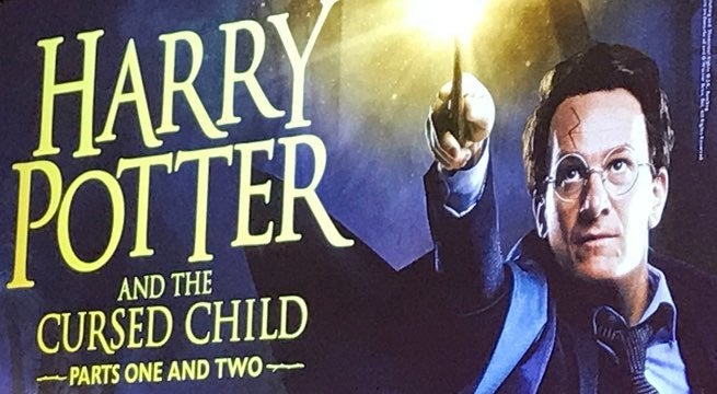 Harry Potter Cursed Child NYCC