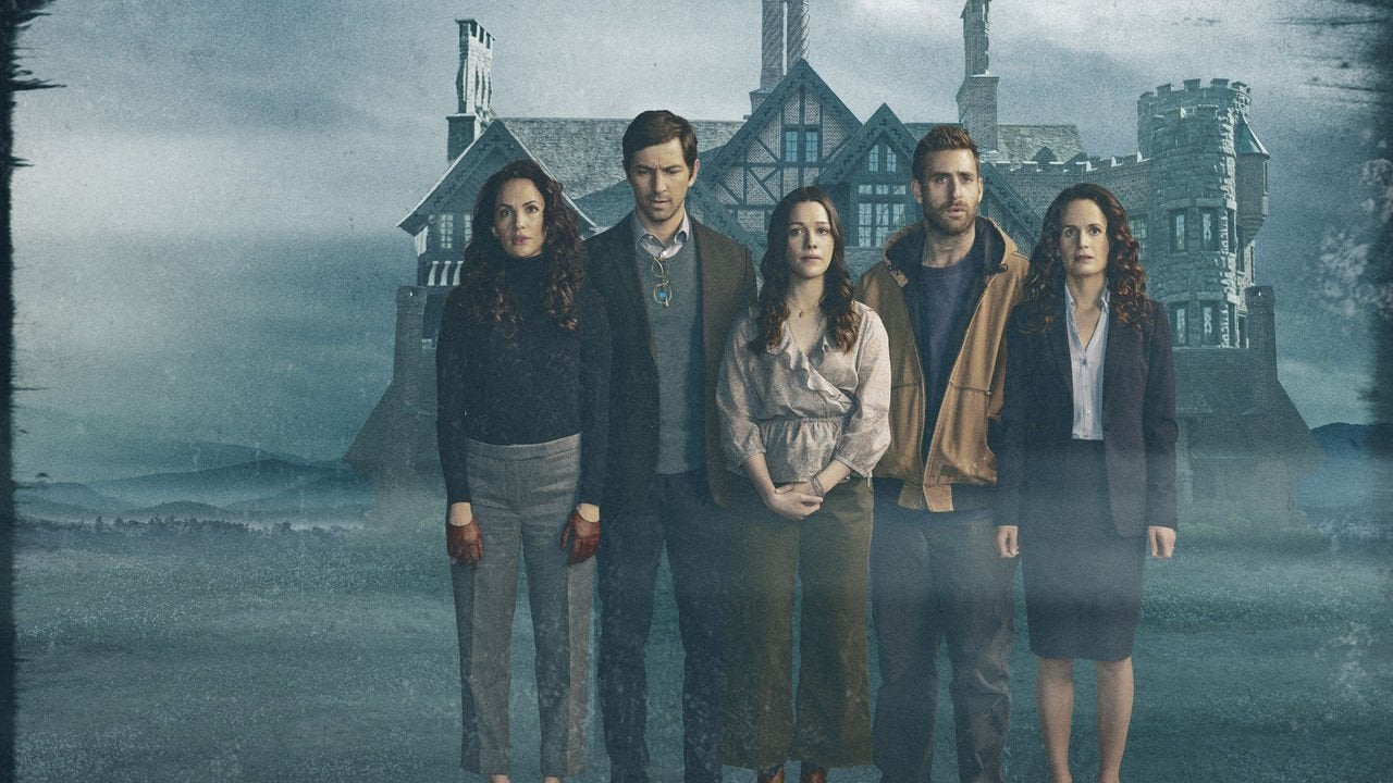 Haunting Hill House Crain Family Five Stages Grief Theory