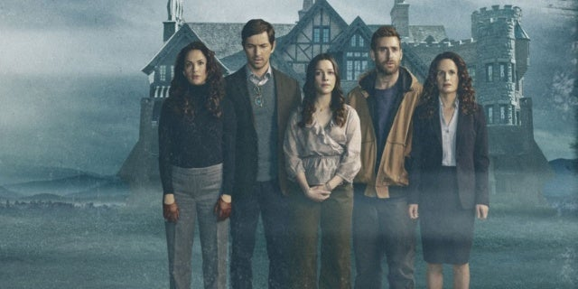 haunting of hill house cast