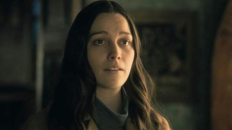 Haunting of Hill House - Nell (Acceptance)