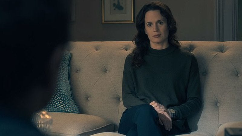 Haunting of Hill House - Shirley (Anger)