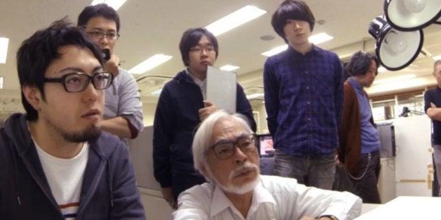 hayao miyzaki