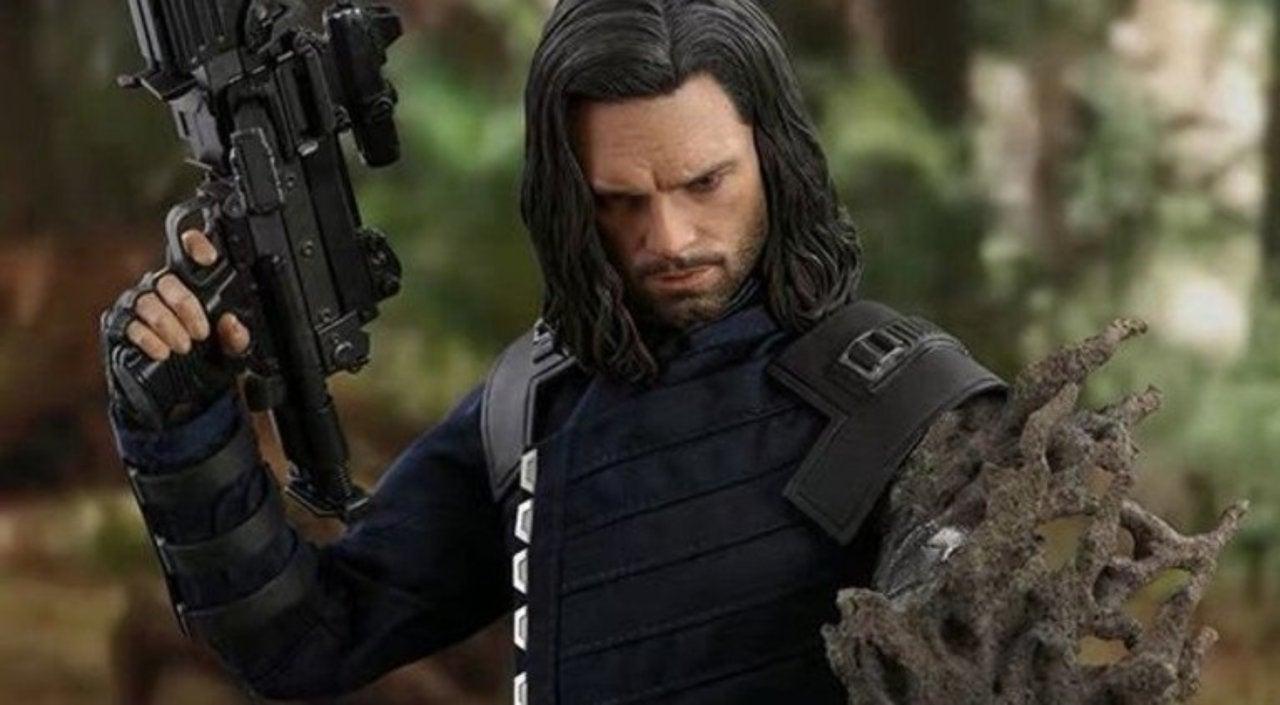 Hot Toys 'Avengers: Infinity War' Bucky Barnes