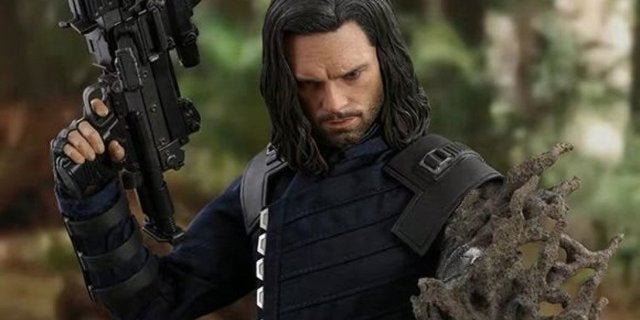 hot toys winter soldier dust arm