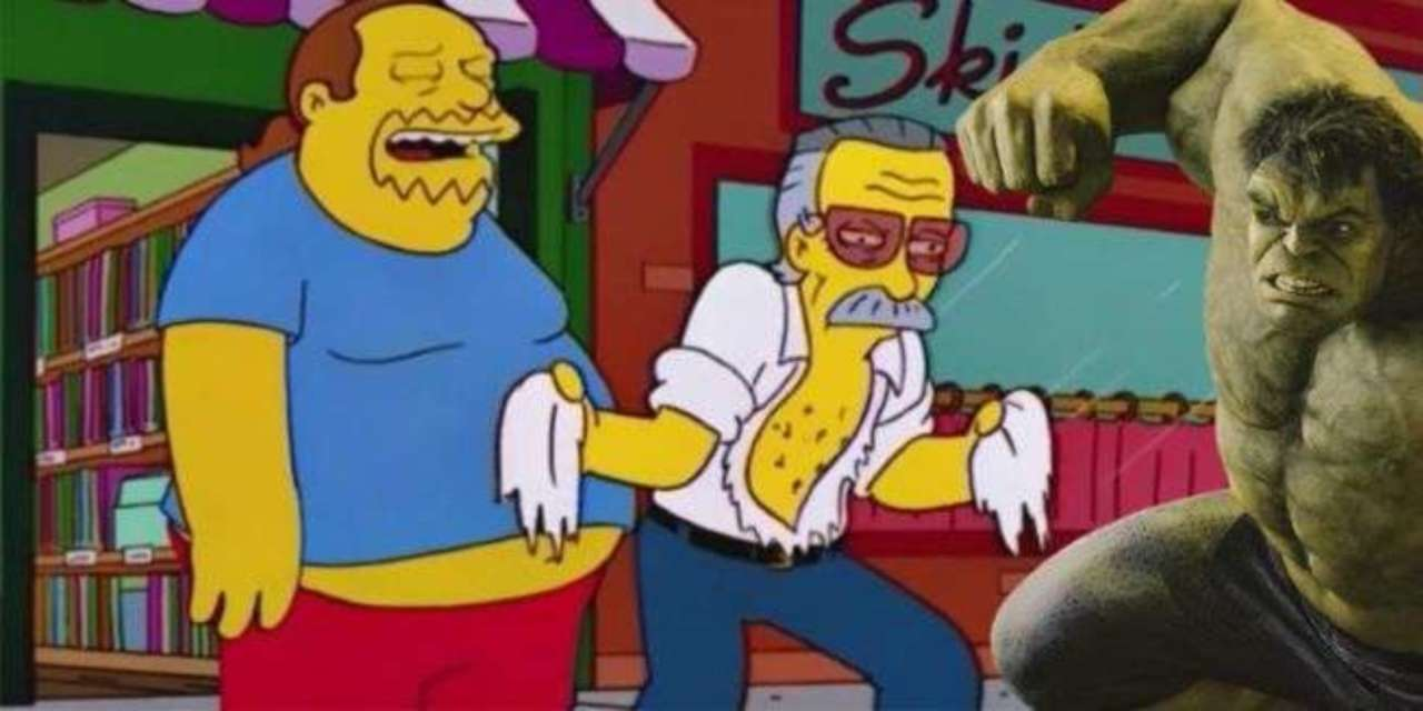 Watch the Best Marvel References in 30 Years of The Simpsons in Epic Compliation