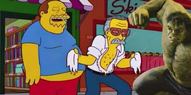 hulk-the-simpsons