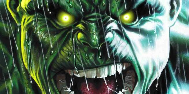 Immortal Hulk Marvel Comics - Alex Ross