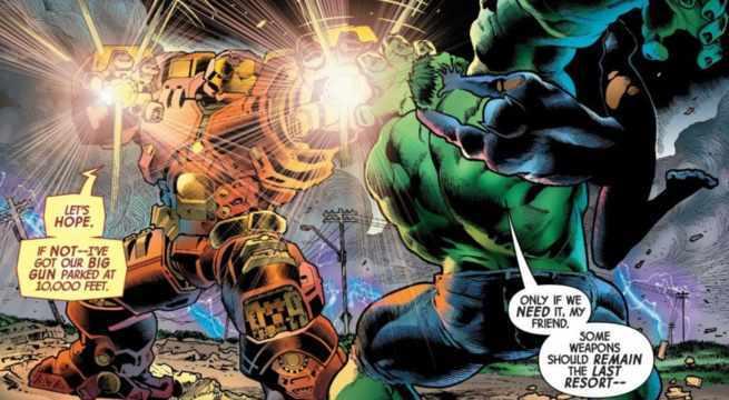 Immortal Hulk Marvel Comics - Avengers