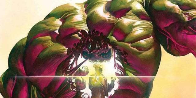 Immortal Hulk Marvel Comics - Cover