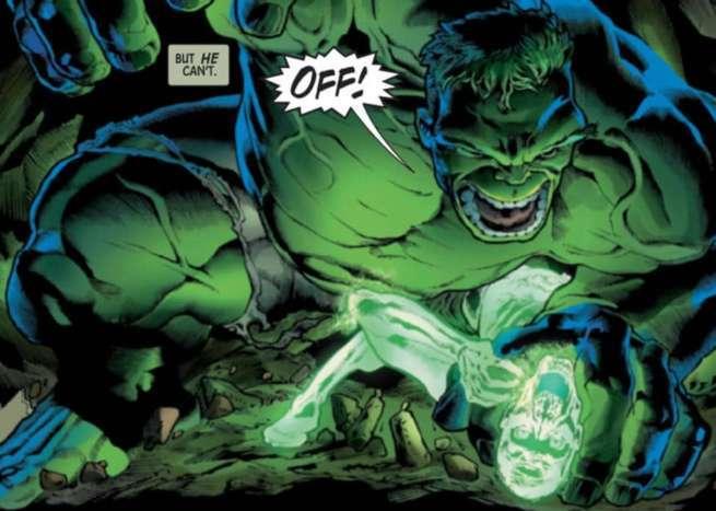 Immortal Hulk Marvel Comics - EC Comics