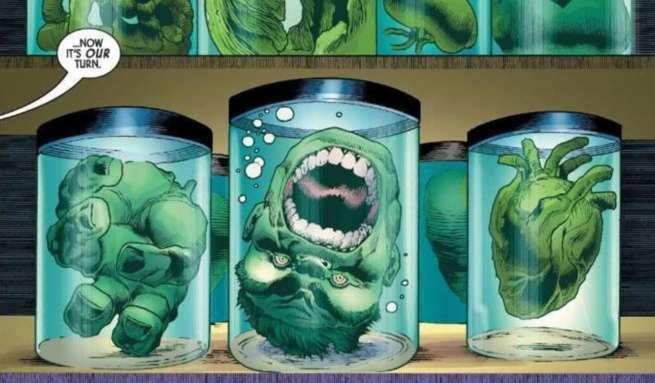 Immortal Hulk Marvel Comics - New Ideas