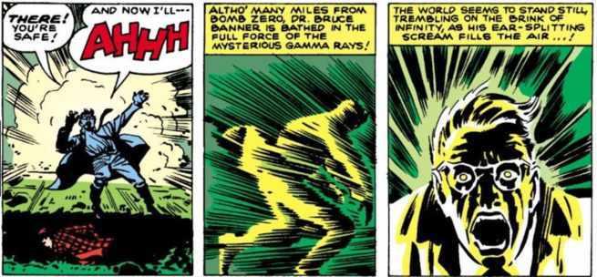 Immortal Hulk Marvel Comics - Origin