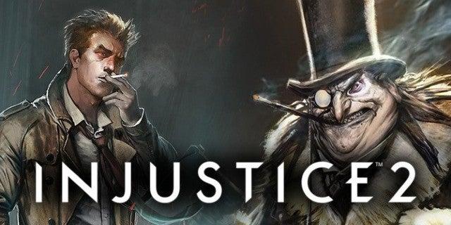 injustice2 designs