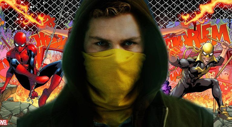 Iron Fist Typhoid Fever Netflix