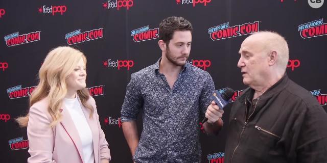 Jeph Loeb and Stephanie Savage Talk Runaways screen capture