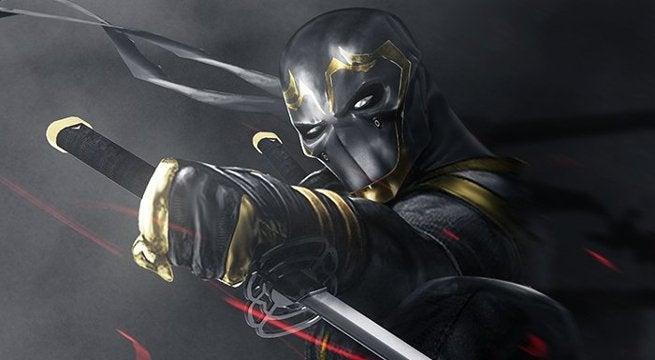 Jeremy Renner Ronin in Avengers 4 by BossLogic