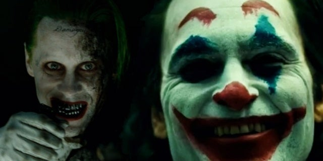 Joaquin Phoenix Joker Jared Leto Joker comicbookcom