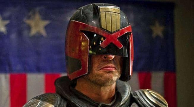 Judge Dredd - Karl Urban