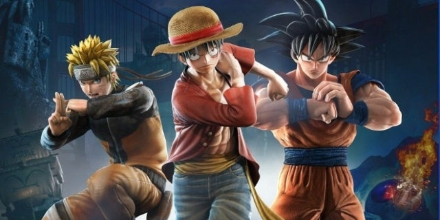 'Jump Force' Trailers Show Off Pre-Order Bonuses