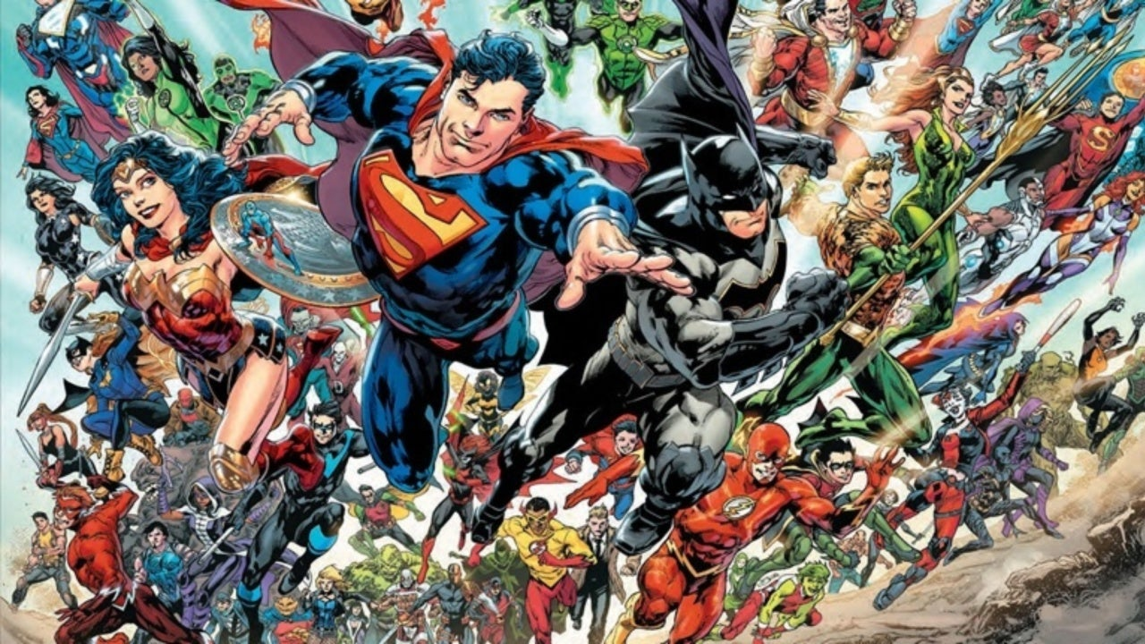 DC Makes Major Change to Justice League Member