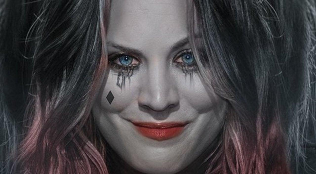 Kaley Cuoco Harley Quinn