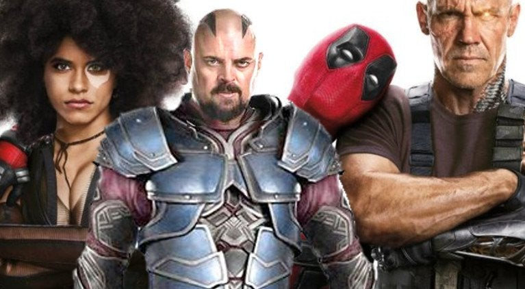 Karl Urban Deadpool Movie