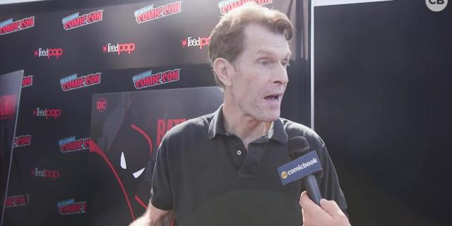 Kevin Conroy Talks Batman- The Animated Series screen capture