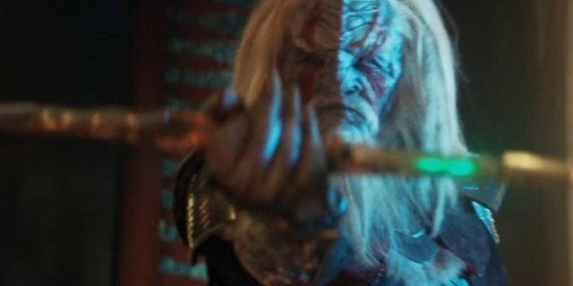 Klingon Star Trek Discovery