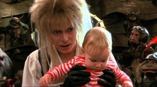 Labyrinth Sequel Script Production Start