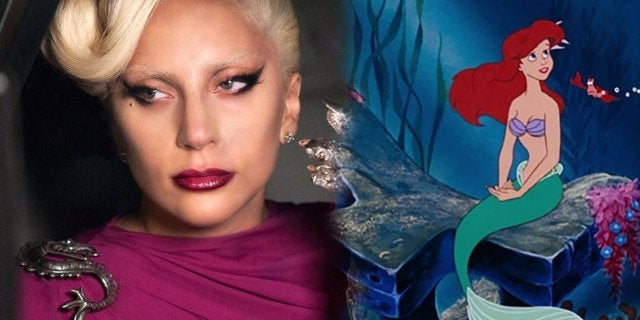 Lady Gaga Rumored To Be Up For Role In 'The Little Mermaid'