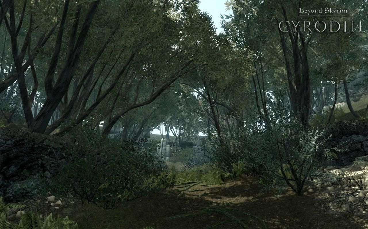 Beyond Skyrim' Cyrodiil Progress Update