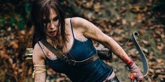 'Uncharted' and 'Tomb Raider' Come Together With This Couple Cosplay