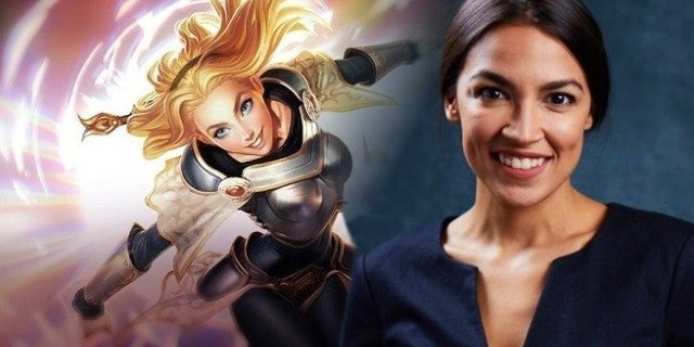 League of Legends Alexandria Ocasio-Cortez1