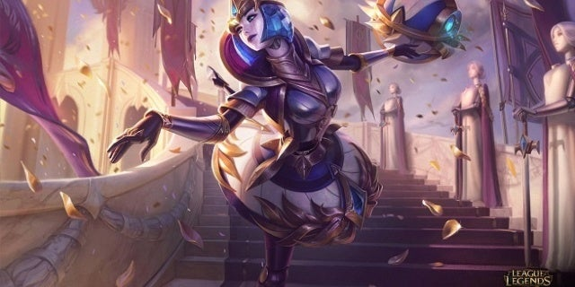 League of Legends Victorious Orianna