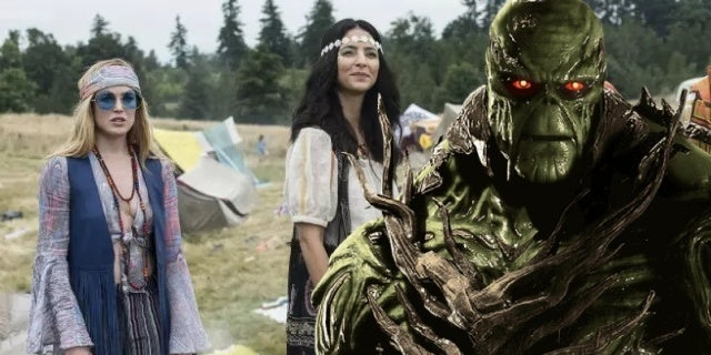 legends of tomorrow swamp thing