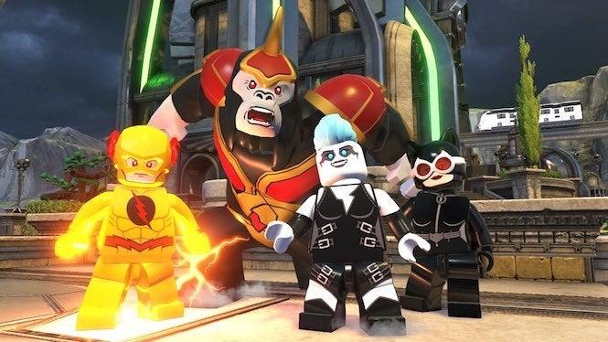 Lego DC 3