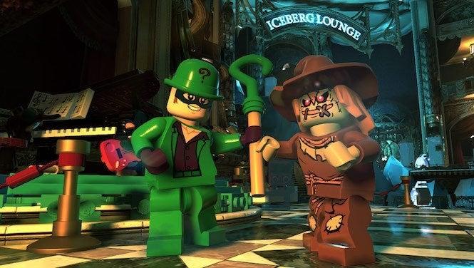 Lego DC 4