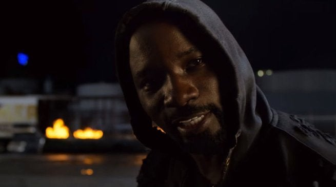 Luke Cage Cancellation Reactions Mike Colter