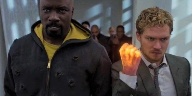 Luke Cage Iron Fist