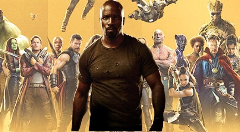 Luke Cage Marvel Cinematic Universe