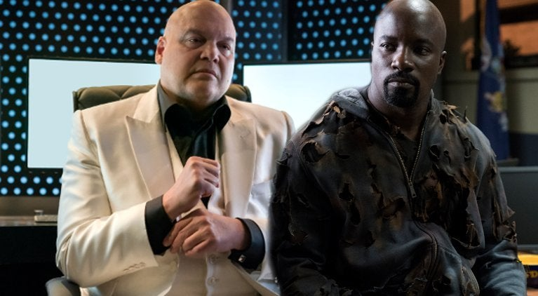 Luke Cage Mike Colter Vincent Donofrio