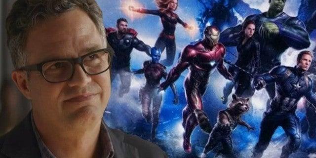 Mark Ruffalo Avengers 4 Spoilers Marvel Fans