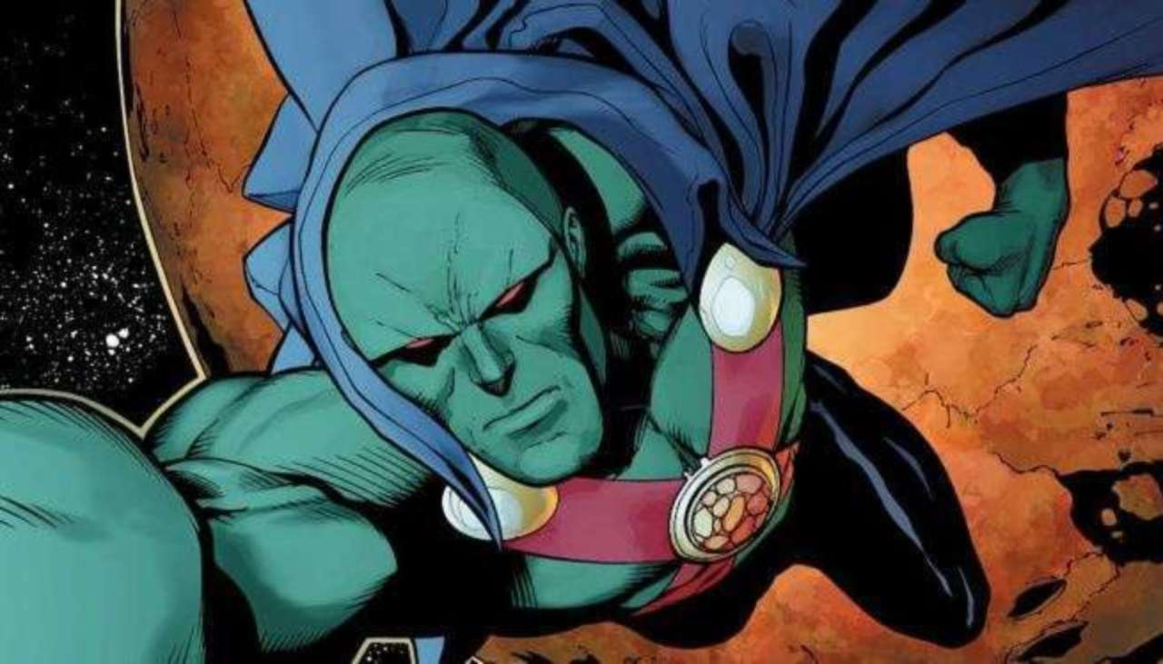 Justice League Snyder Cut Details Include Increased Role for Martian Manhunter