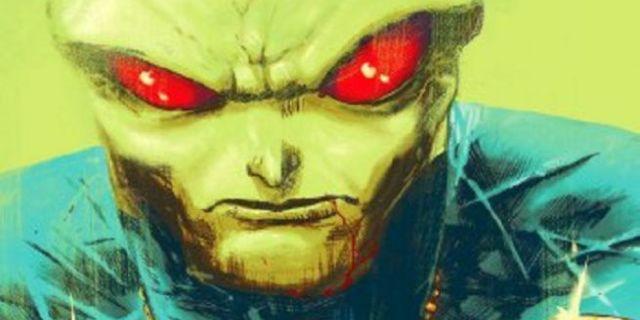 Martian Manhunter Best Justice League - Orlando