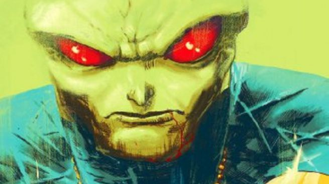 Martian Manhunter Best Justice League - Orlando