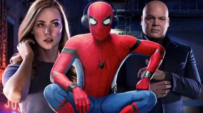Marvel Daredevil Spider-Man COMICBOOKCOM