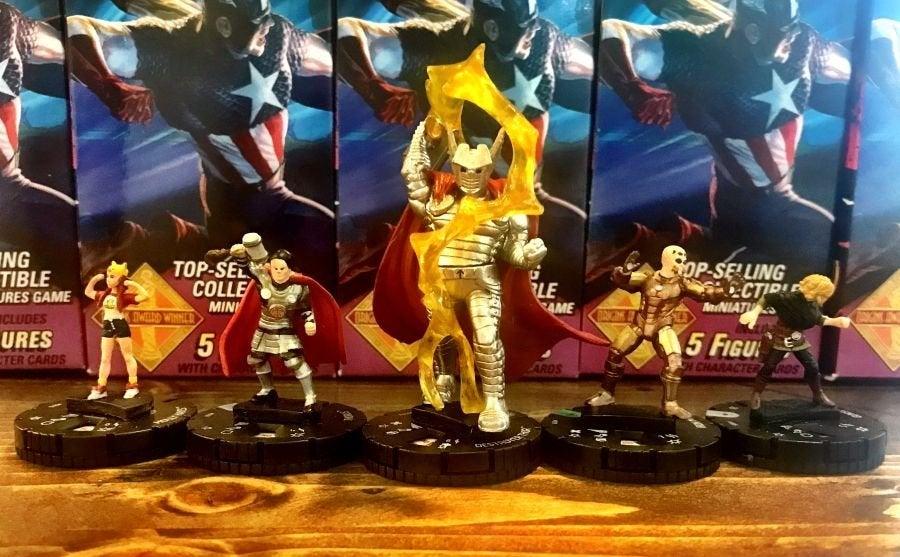 Marvel HeroClix Secret Wars Battleworld 06