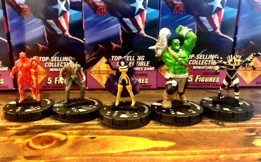 Marvel HeroClix Secret Wars Battleworld 10
