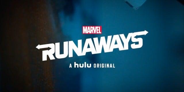 Marvel's Runaways Season 2 TRAILER screen capture